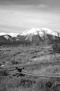 B&W Mountain Peak