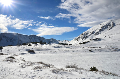 Beautiful Lake Pass