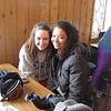 In the lodge at Eldora ski area.