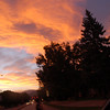 Sunset in Boulder