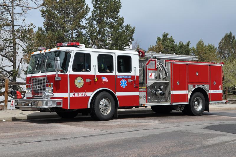 E4 2001 E-One 1250/500/40