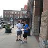 Lincoln, Nebraska - dinner stop