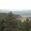 Boulder from the Mesa Trail