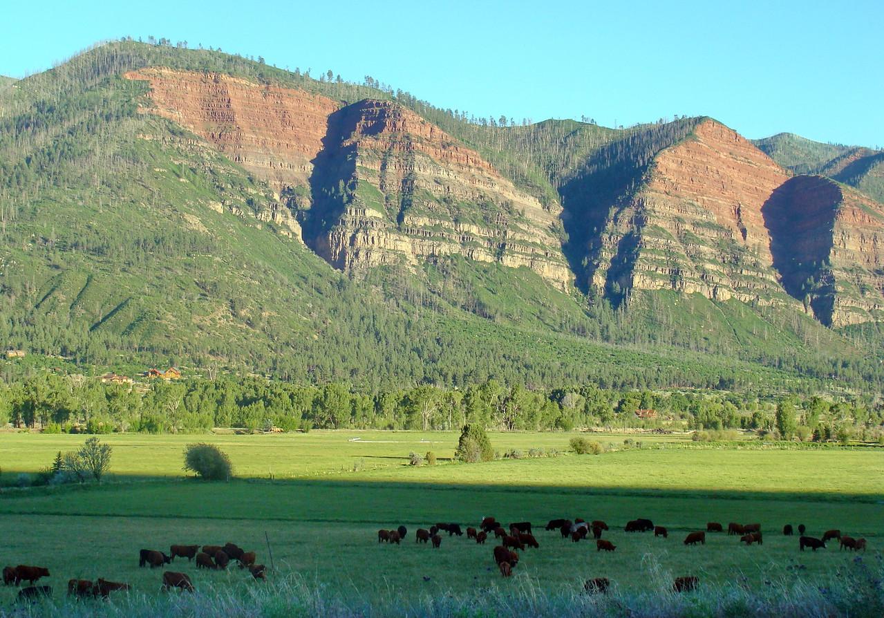 Durango to Ouray