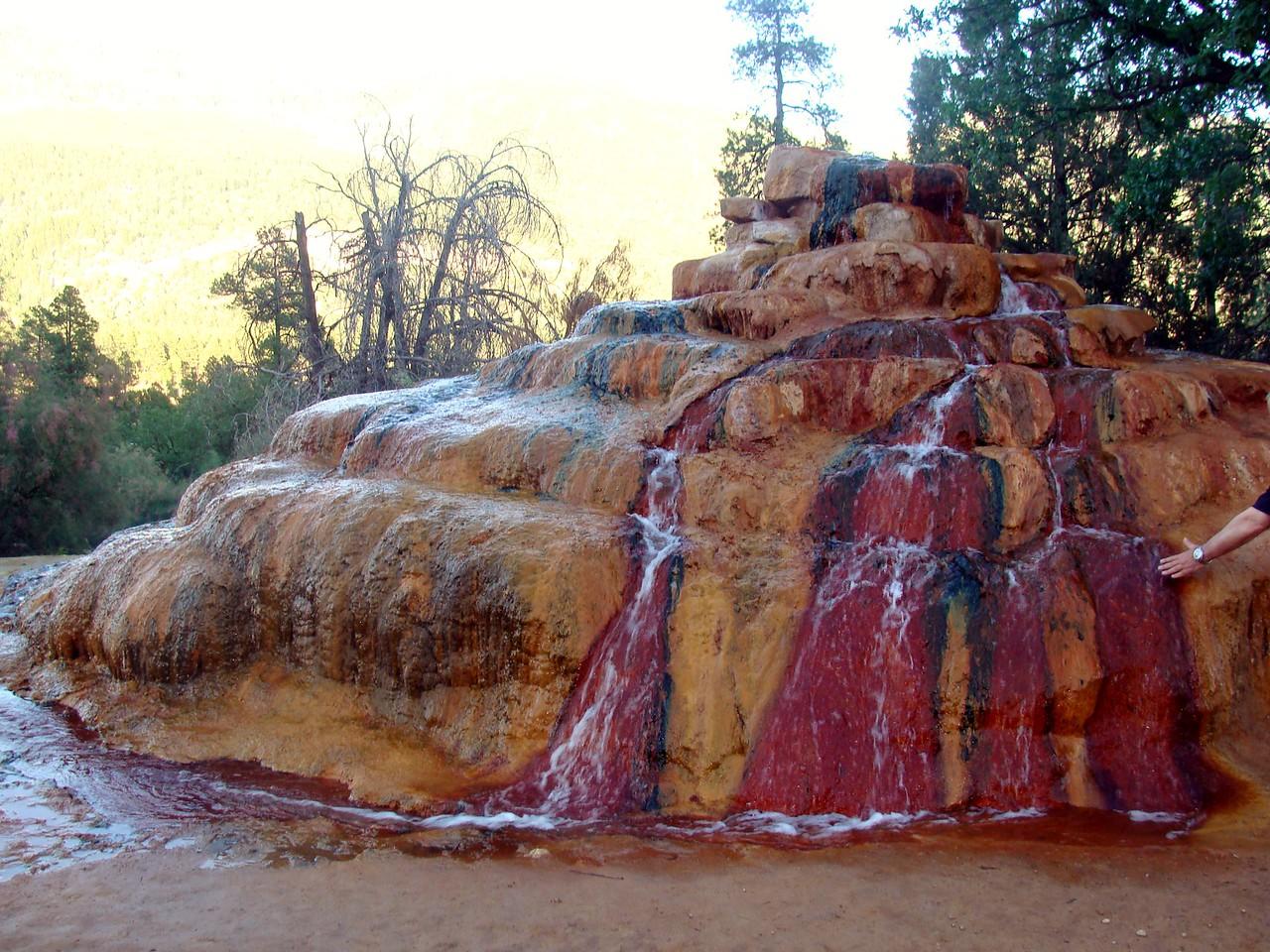 Pinkerton Hot Springs