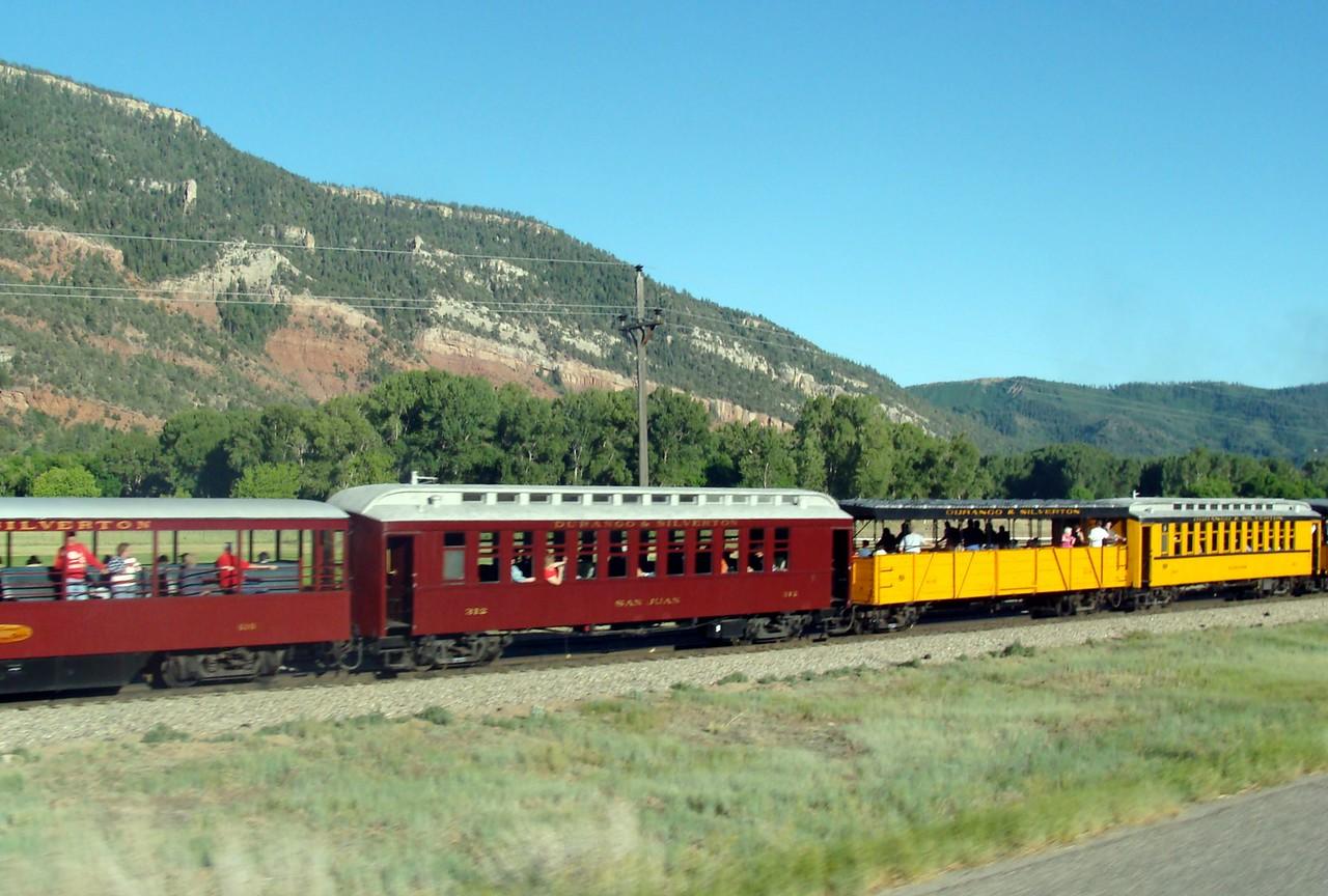 Durango and Silverton Train