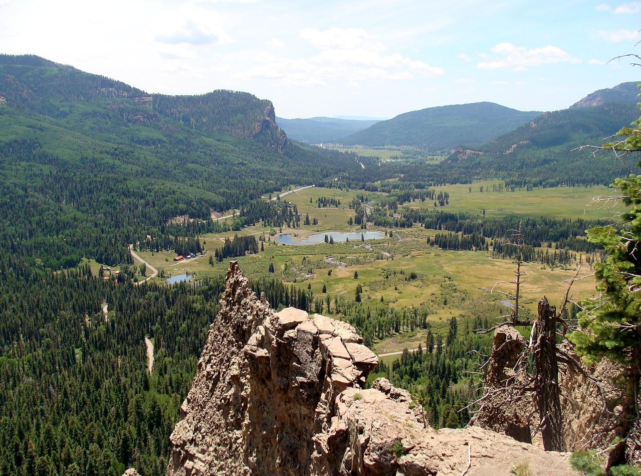 High Peaks Valley