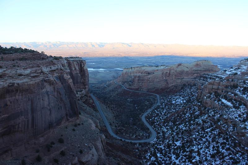 Fruita Canyon View