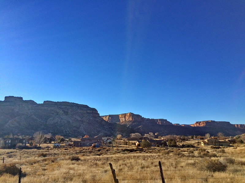 Colorado National Monument Foothills