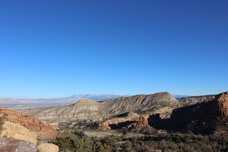 Rocky Desert Terrain