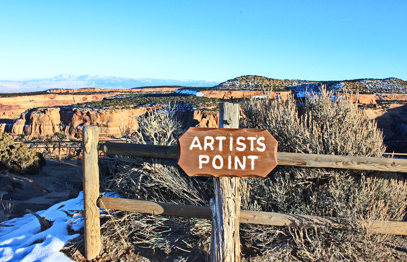 Artists Point