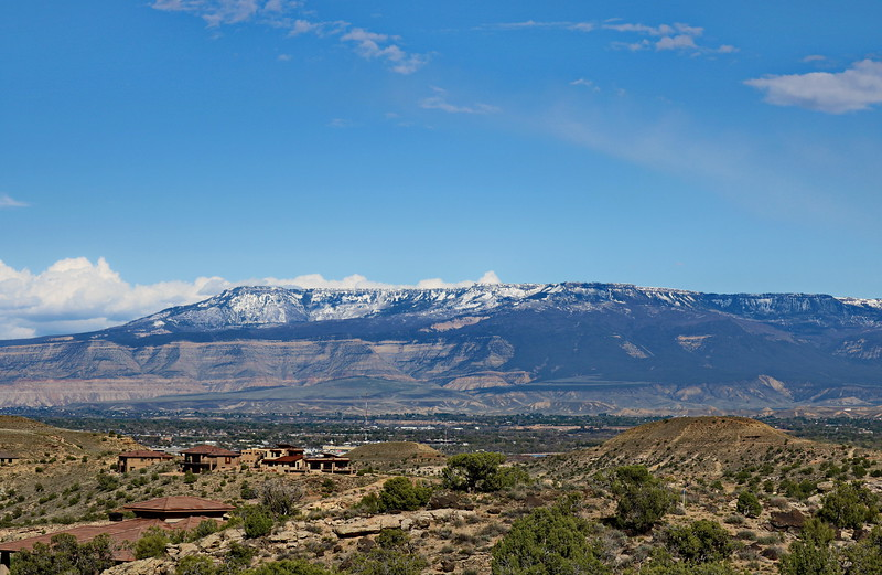 Grand Mesa and Grand Valley