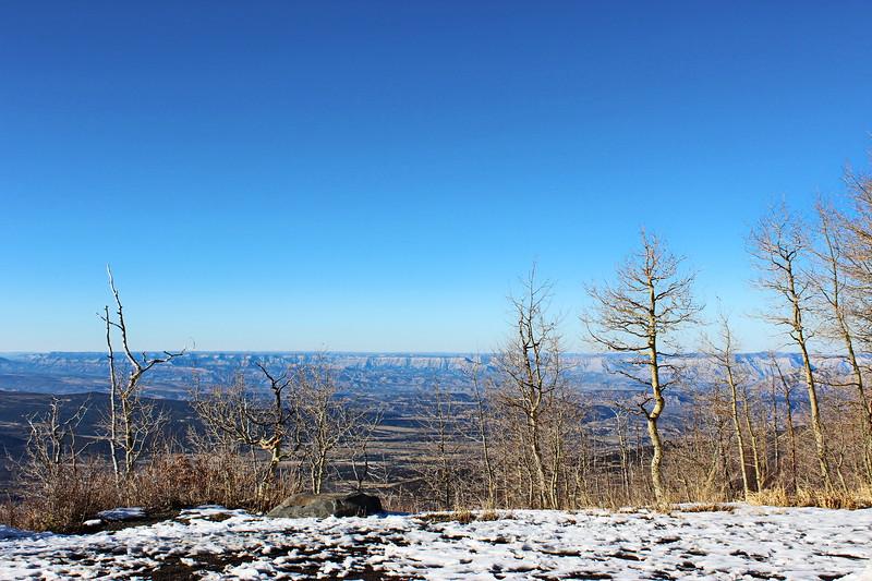 Roan Plateau Valley