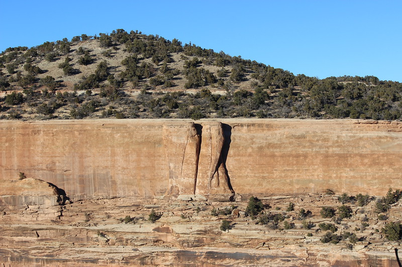 Rock Wall Formation