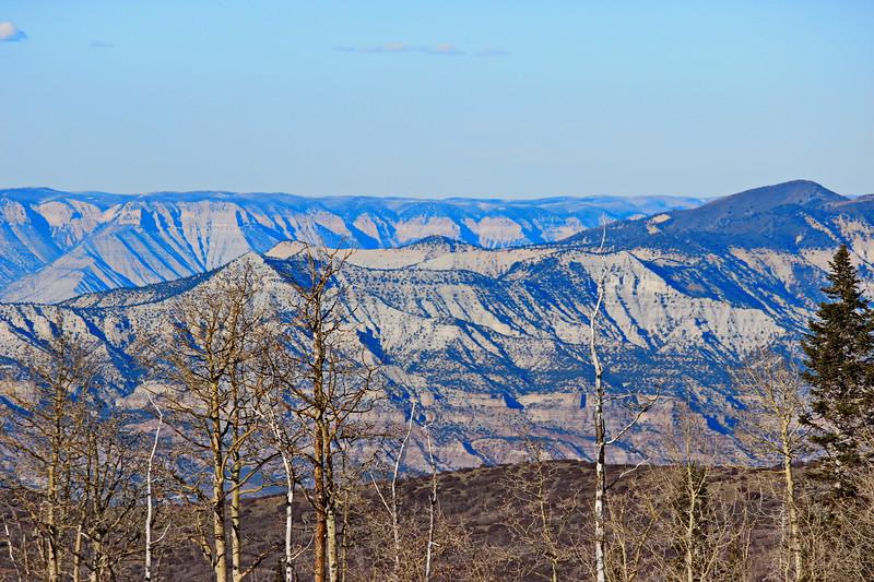 Colorado Rockies near Grand Mesa