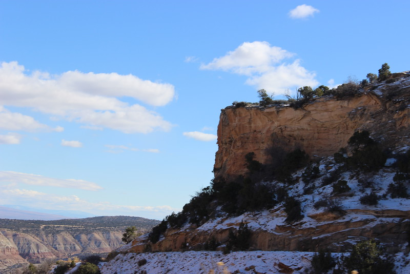 November in Colorado National Monument