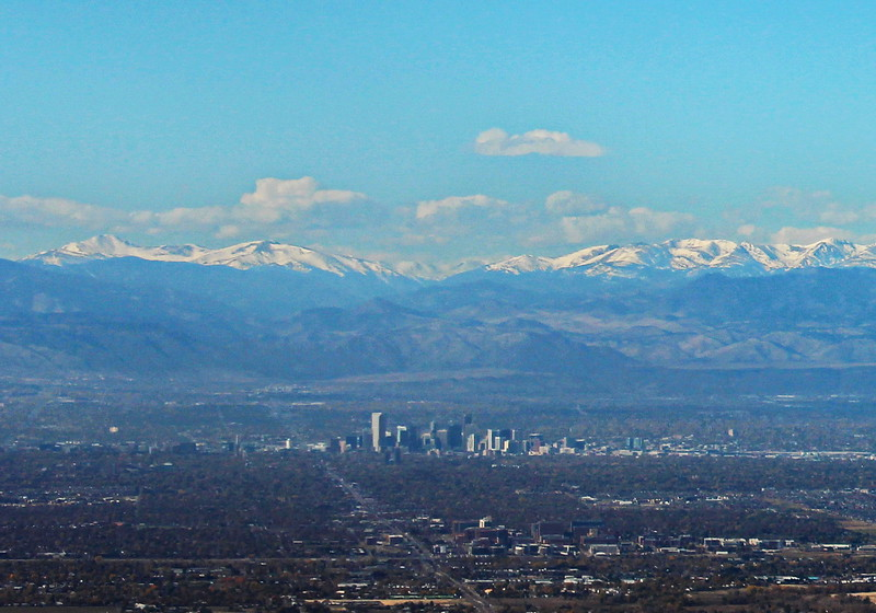 Denver and the Rocky Mountains