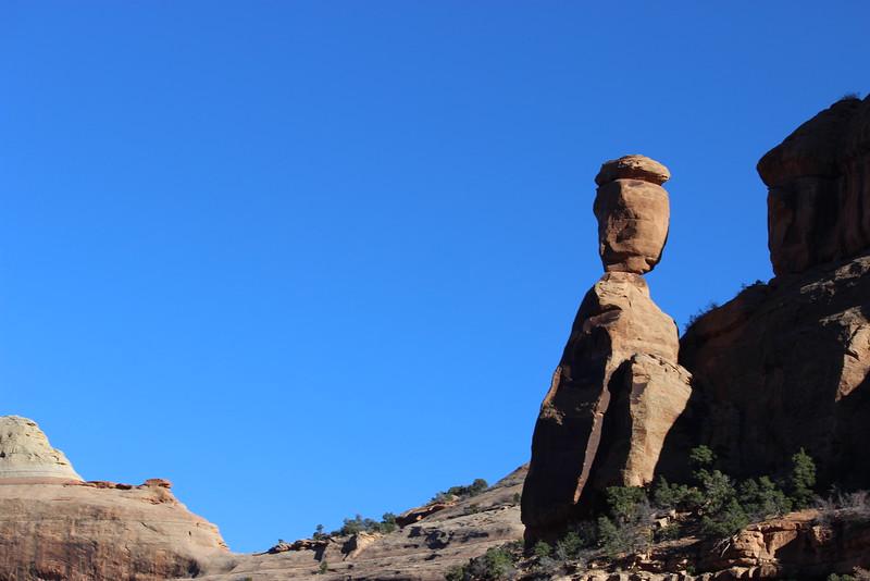 Balance Rock Monolith