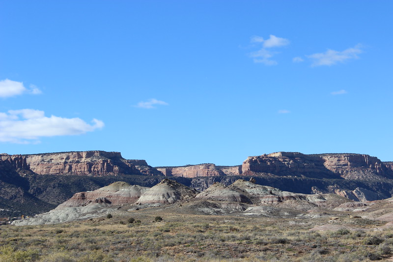 Book Cliffs and Foothill Mounds