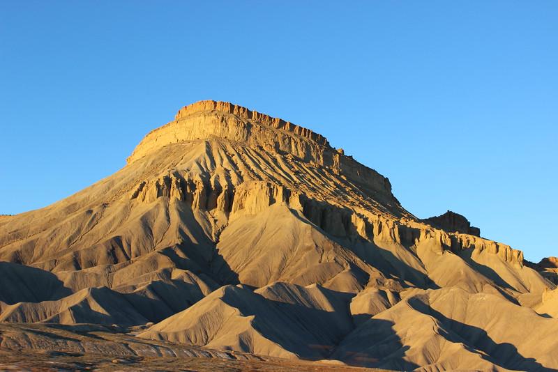 Mount Garfield Pinnacle