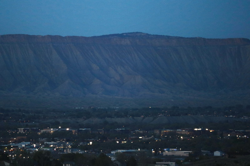 Night in Grand Junction