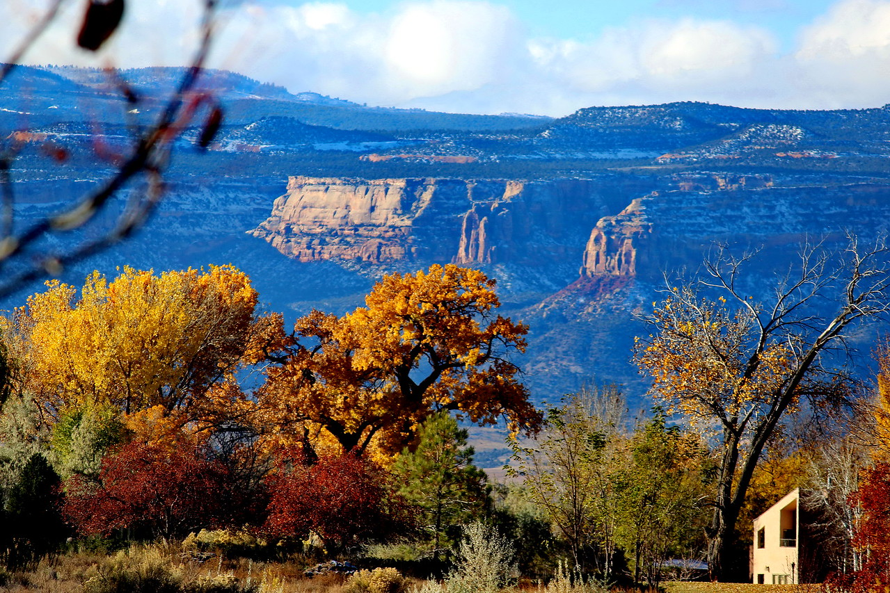 Autumn in Grand Junction
