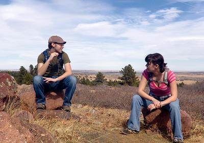Colorado Hiking 2008.03.01