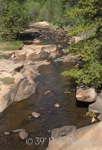 South St. Vrain Creek