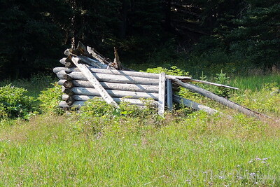 Another old cabin