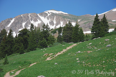 Pettingell Peak (13,553 ft)