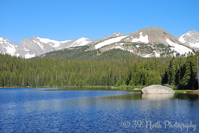 Indian Peaks and Brainard Lake