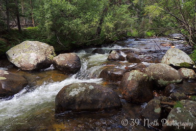 Middle St. Vrain Creek