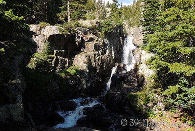 Lower Continental Falls