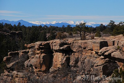 Castlewood Canyon State Park - March 1, 2008