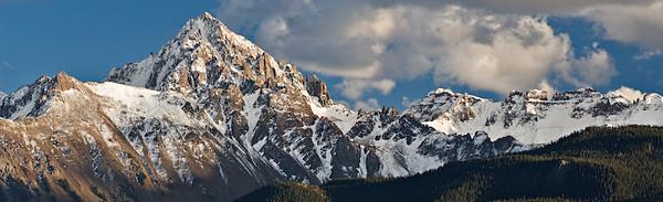 Mt Sneffels, San Juan Mountains, Colorado
