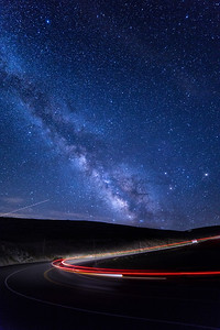 Trail Ridge Road Stars
