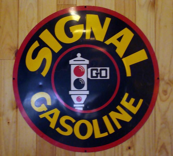 Signal Gasoline