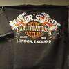 London, England Harley Davidson T-shirt