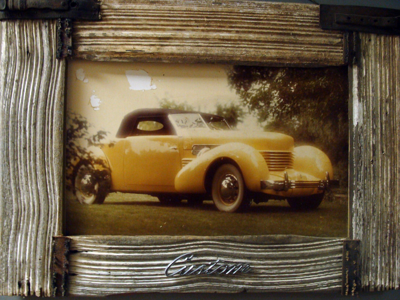 Antique Car Photo