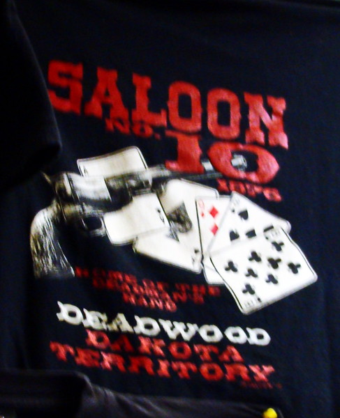 Saloon #10 T-shirt