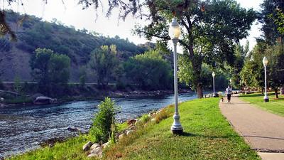 Durango, Colorado, scenes and DoubleTree Durango Hotel Scenes
