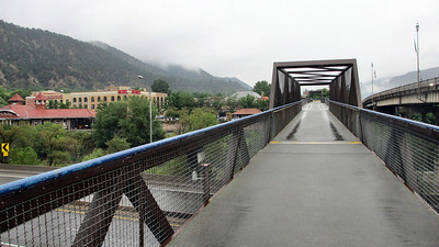Glenwood Springs, CO, and Amtrak's California Zdphyr