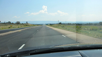 New Mexico - Beginning the long road home