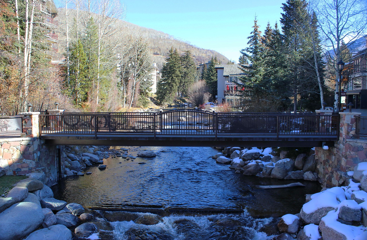 Bridge over Gore Creek