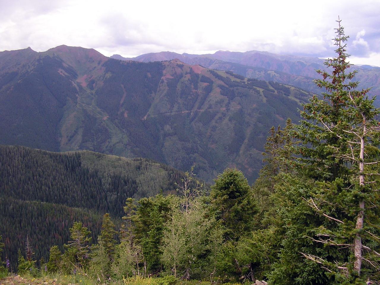 Aspen Lodge View