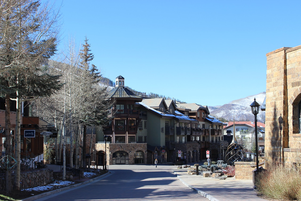 Ski Resort Village