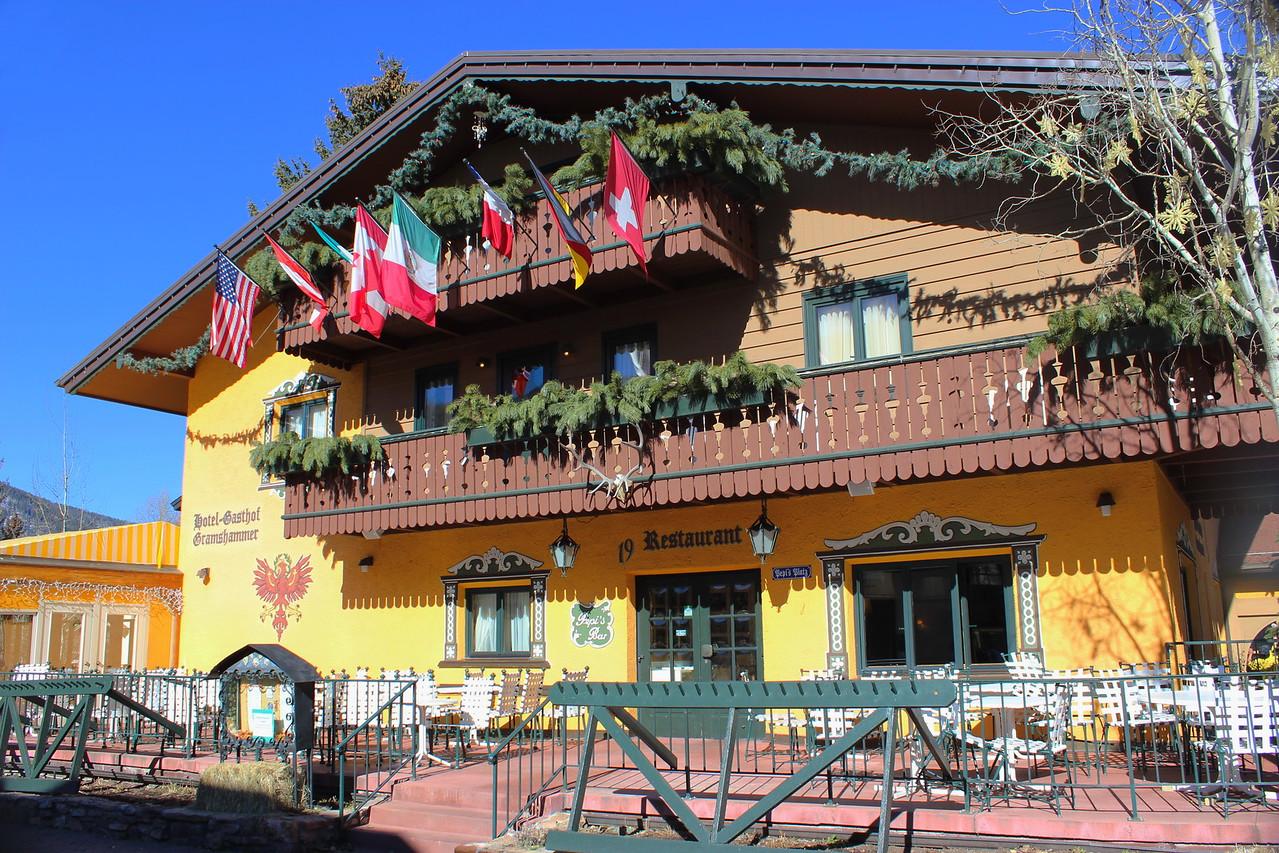 Hotel Gasthof Gramshammer and Restaurant