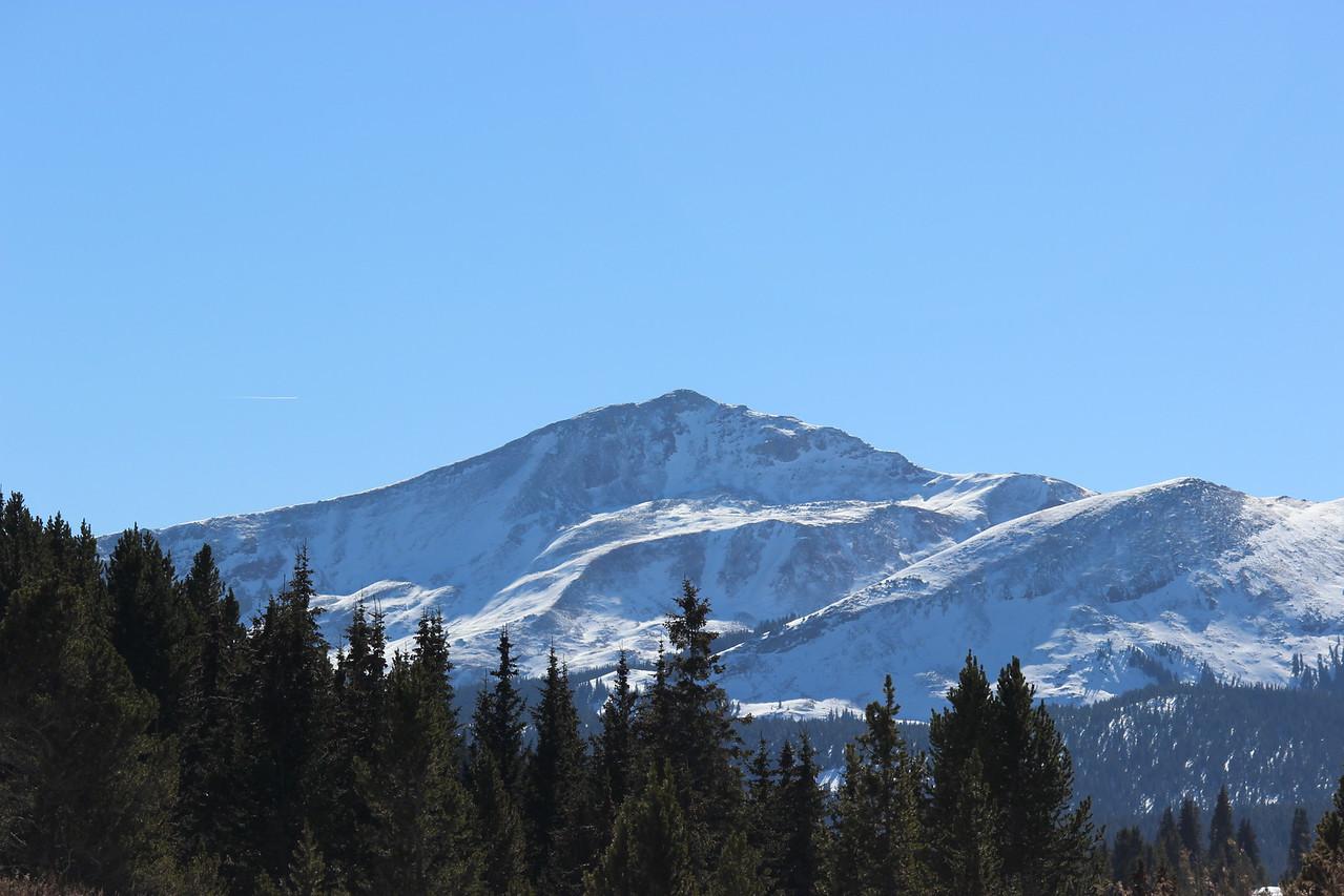 Vail Summit Elevation