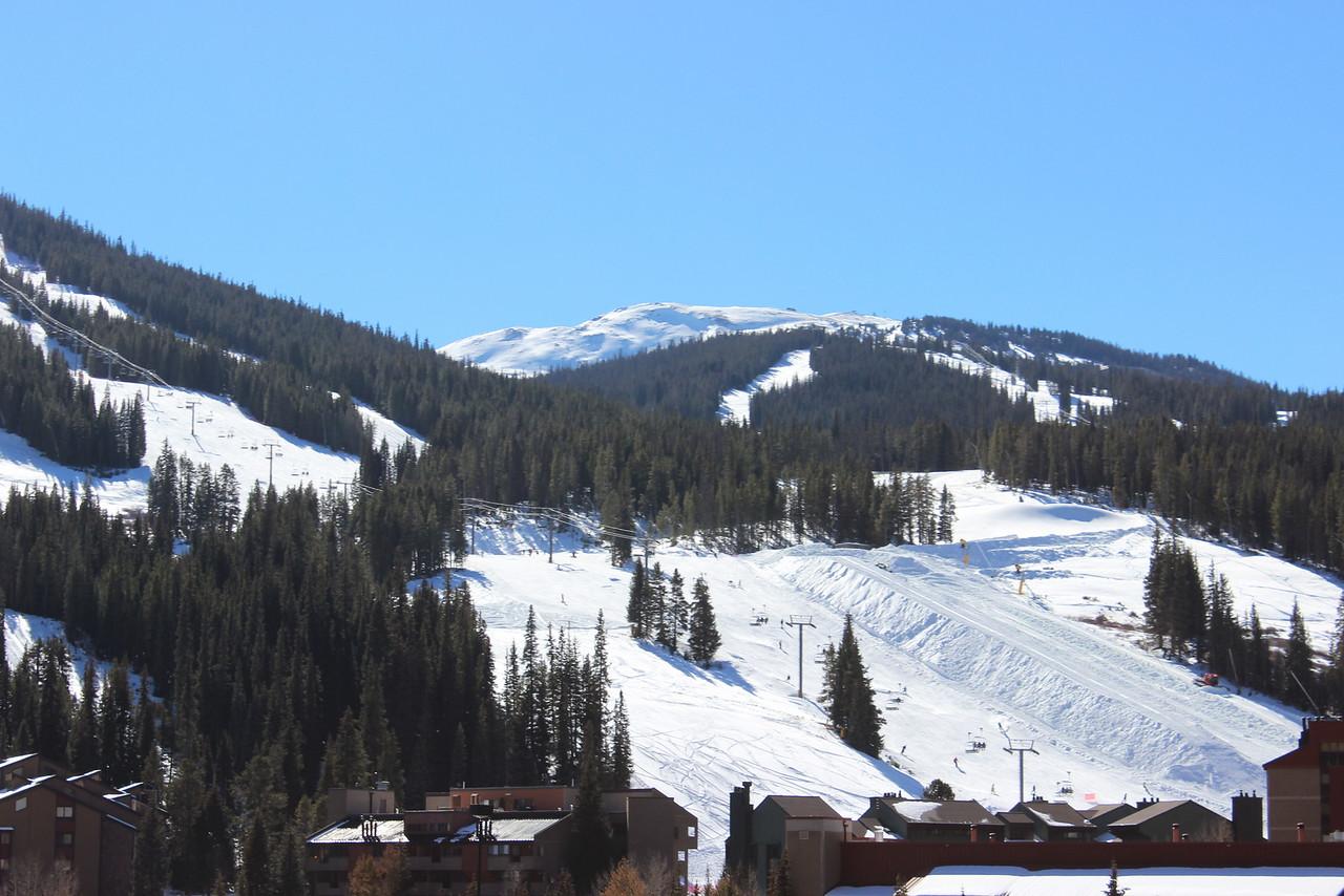 Copper Mountain Ski Trails