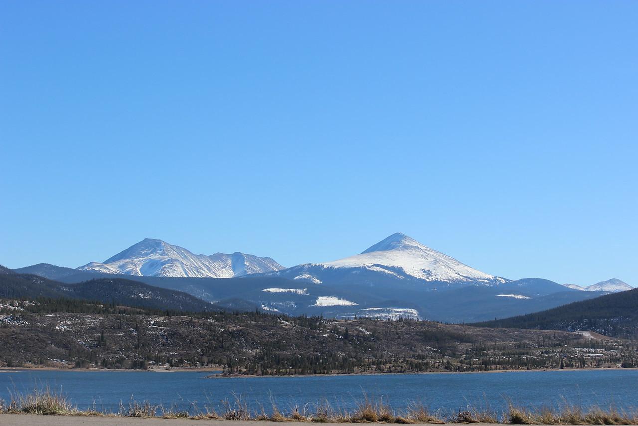 Rockies and Restoration Area